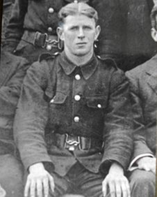 World War One soldier, Griffith Jones