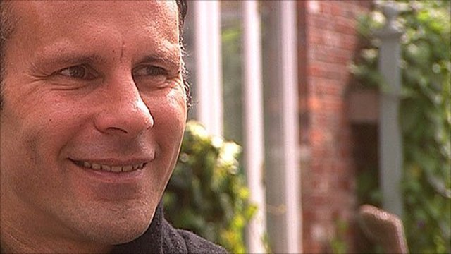 Ryan Giggs made his debut for Man Utd in March 1991