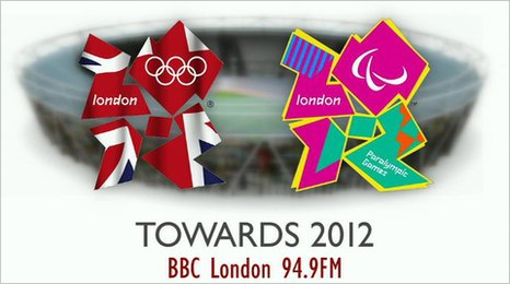 BBC London 94.9 Towards 2012 Olympic and Paralympic radio show