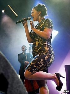 Caro Emerald in concert