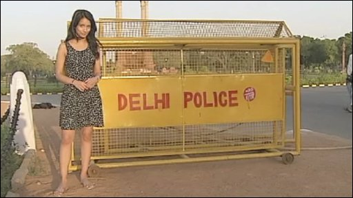 Sonali in Delhi, where she's reporting on the Commonwealth Games