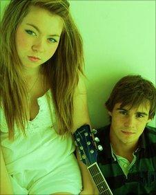 Danica Hunter and Angus Chandler