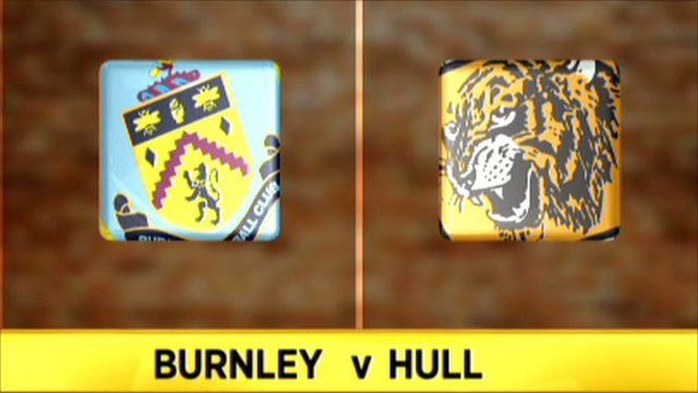 Burnley v Hull
