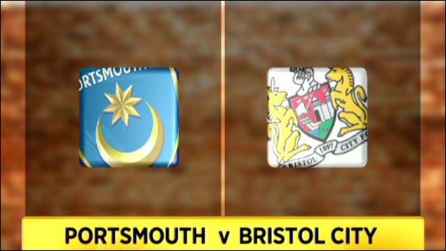 Portsmouth v Bristol City