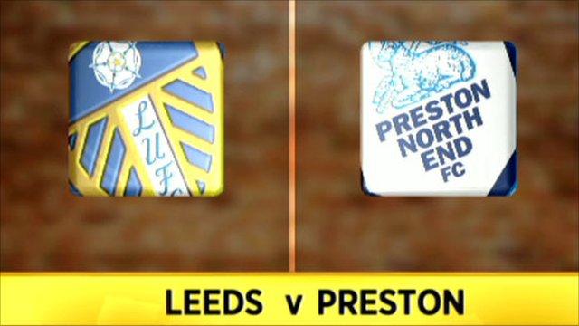 Leeds United 4-6 Preston