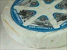 Duchy organic Brie wins award