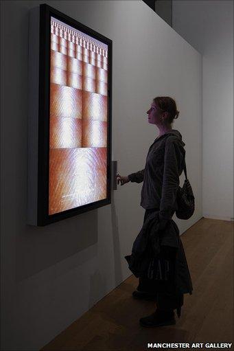 Pulse Index, 2010, Rafael Lozano-Hemmer