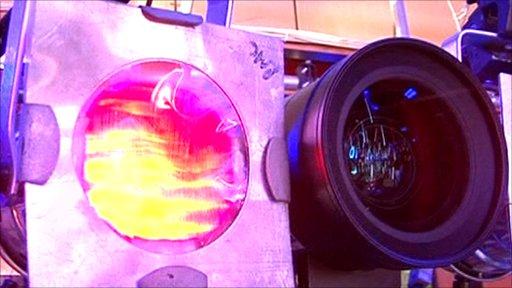 Super Hi Vision camera lens