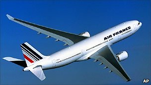Air France Airbus A330-200 