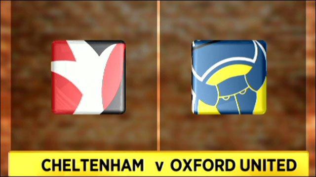 Cheltenham v Oxford