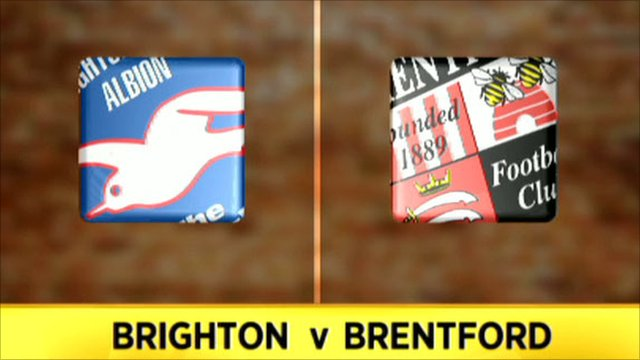 Brighton v Brentford