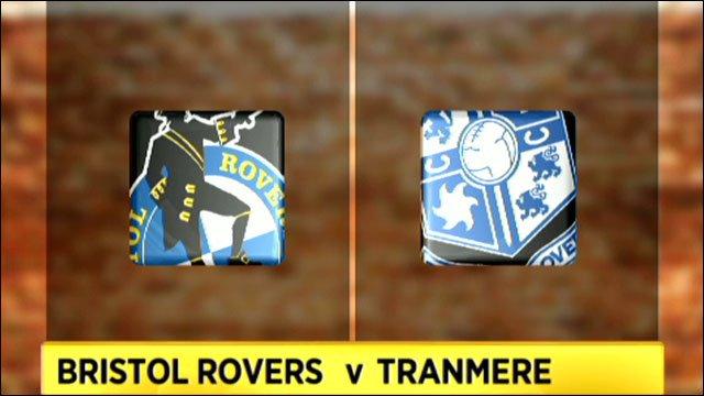 Bristol Rovers v Tranmere