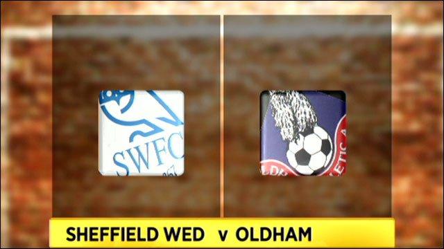 Sheffield Wednesday v Oldham