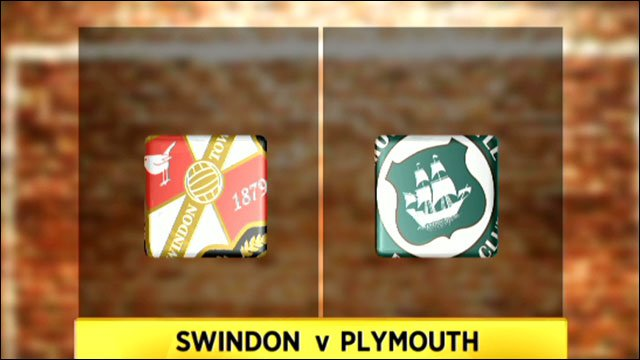 Swindon v Plymouth