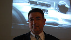 Andreas Prillmann, chief operating officer, Lotus Cars