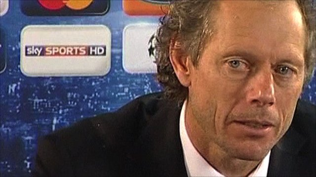 FC Twente coach Michel Preud'homme
