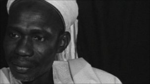 Prime Minister Tafawa Balewa in 1960