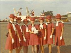 Hovercraft crew