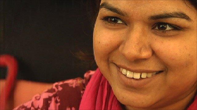 A Delhi resident