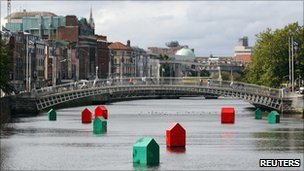 Dublin art installation