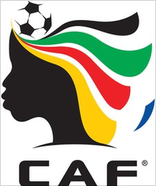 The logo for the 2010 African Womens' Championship