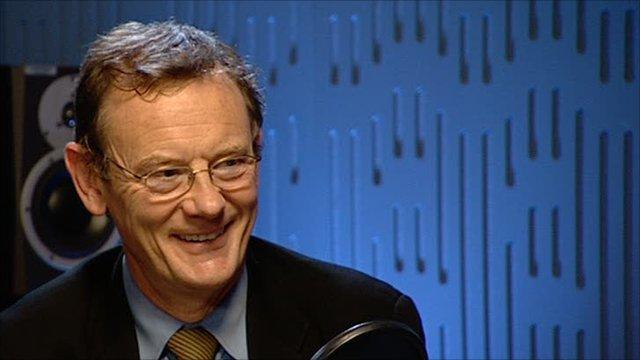 Keith Clarke, chief executive, Atkins