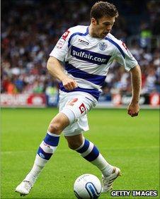 QPR striker Jamie Mackie