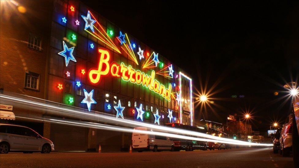 Barrowlands