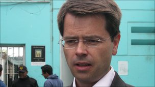 James Brokenshire, the Home Office minister for Crime Prevention