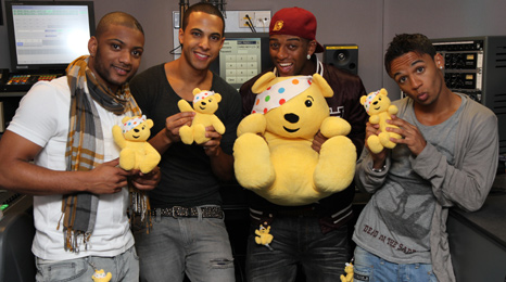 JLS Official Children In Need single Love You More is released on 14
