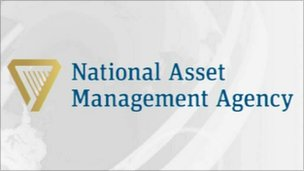 Nama has said it will take over loans of around £3.3bn relating to assets in NI