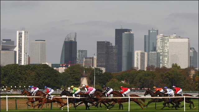 Bbc Sport Horse Racing Live Video Prix De L Arc De
