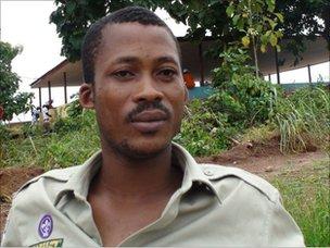 Nathaniel Dokubo