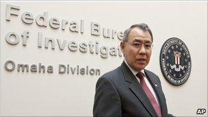 FBI special agent Weysan Dun, Omaha FBI