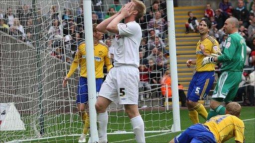 Swansea 0-0 Derby