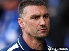 Former Leicester manager Nigel Pearson