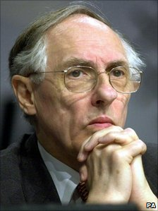 Donald Dewar MP