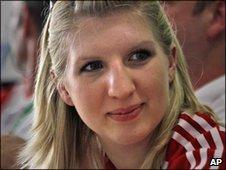England's Rebecca Adlington