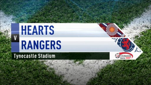 Hightlights - Hearts 1-2 Rangers