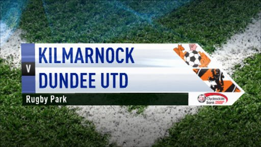 Highlights - Kilmarnock 1-2 Dundee Utd
