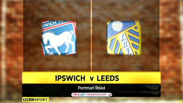 Ipswich v Leeds
