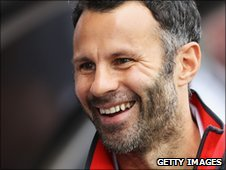 Ryan Giggs is set to start and end his playing days at Manchester United