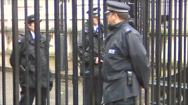 Police in the UK