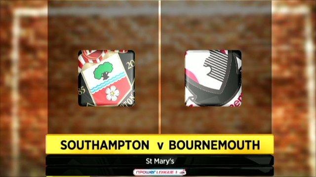 Southampton 2-0 Bournemouth