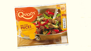 Quorn beef style pieces