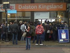 Dalston Kingsland station