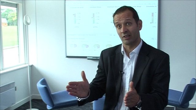 Steven Georgiadis from SAS Institute