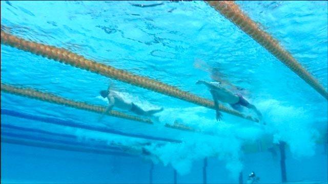 Men's 4x100m relay