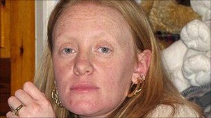Metropolitan Police handout photo of Lisa Beverley, 30