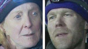 Richard Abruzzo and Carol missing